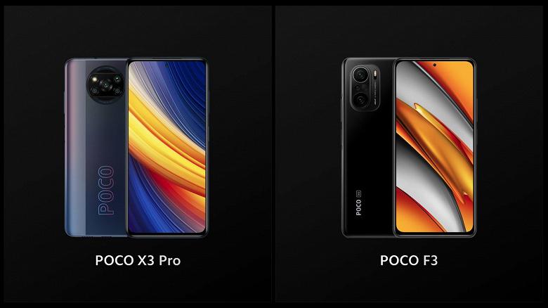 Poco M3 оказался гораздо популярнее Pocophone F1, а общие продажи смартфонов Poco превысили 17,5 млн единиц