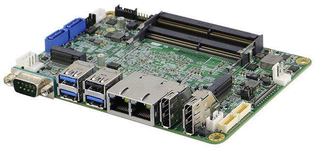 Основой одноплатного компьютера Ibase IB953 служит процессор Intel Core 11-го поколения (Tiger Lake)