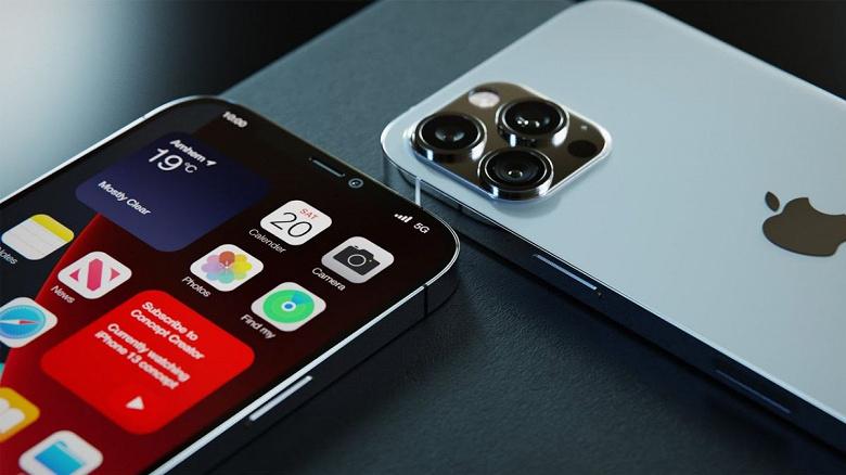 iPhone 13 опередит все Android-смартфоны, вместе взятые, по поставкам ключевого компонента в этом году