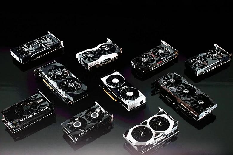 Новейшие видеокарты Nvidia и AMD перестали дешеветь. Некоторые модели в Европе даже подорожали