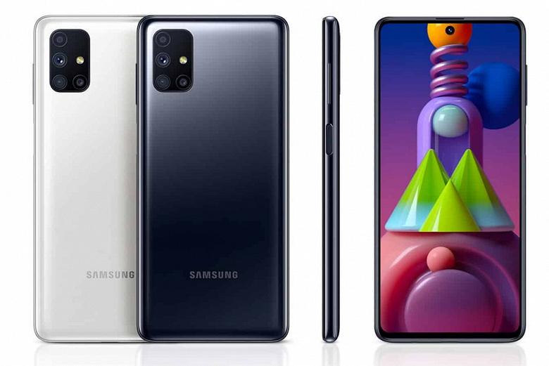 Samsung Galaxy M52 5G со Snapdragon 778G и аккумулятором на 5000 мА•ч готов к выходу