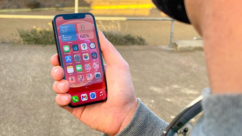 Провал iPhone 12 mini не помешал акциям Apple взлететь до рекордного уровня