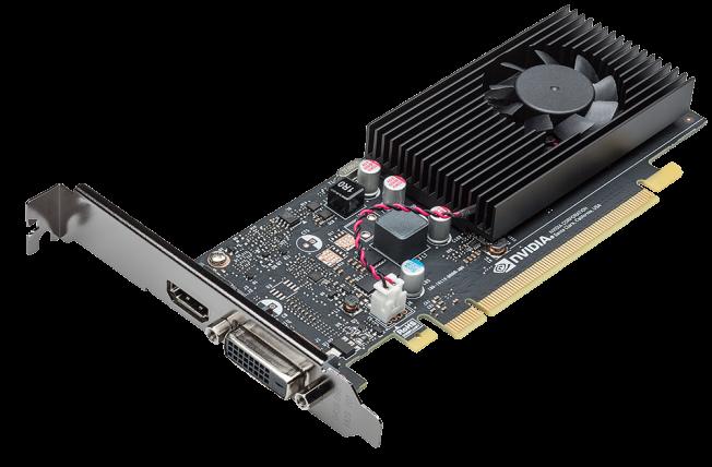 Nvidia представила видеокарту GeForce GT 1010 на GPU Pascal, которой точно не грозит дефицит