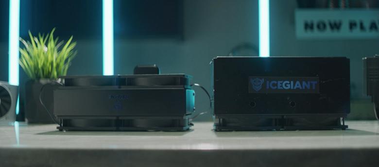 Монструозный двухкилограммовый процессорный кулер IceGiant ProSiphon Elite вышел на рынок