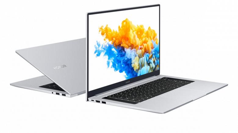 Представлен ноутбук Honor MagicBook Pro 2021