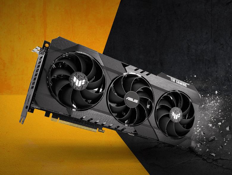 Видеокарта Nvidia GeForce RTX 3060 Ultra получит 12 ГБ памяти GDDR6