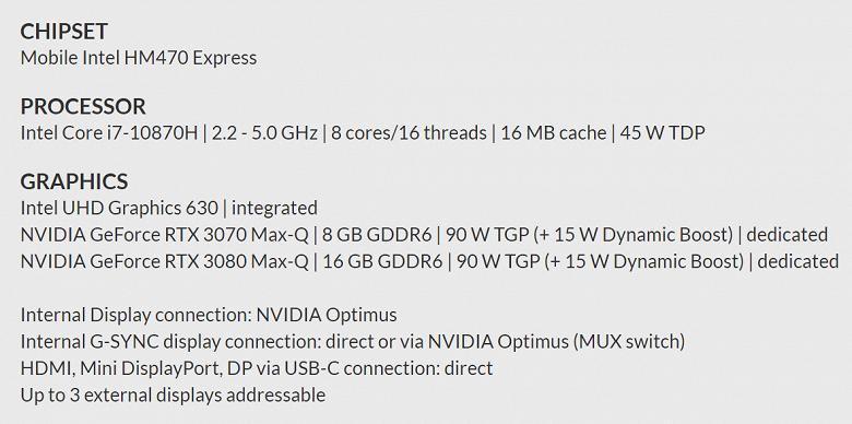 Это не Nvidia «плохая», а производители ноутбуков. Компания рекомендует партнёрам указывать подробности для новых видеокарт GeForce RTX 3000