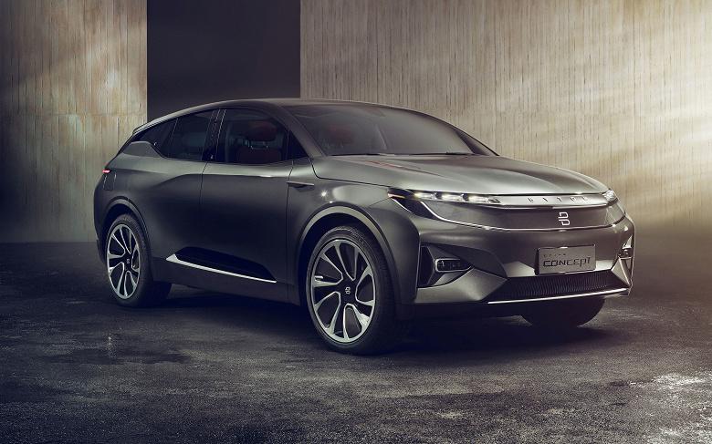 Производитель техники Apple компания Foxconn будет выпускать электромобили