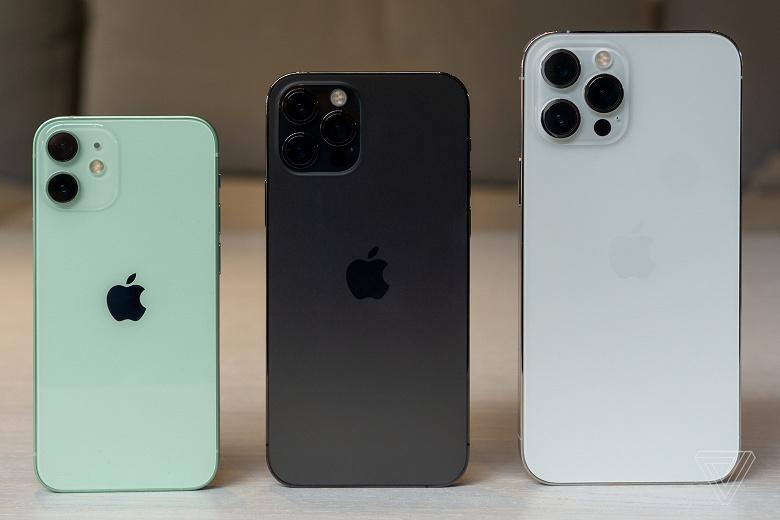 Apple уже урезала производство iPhone 12 mini. Всё ради iPhone 12 Pro