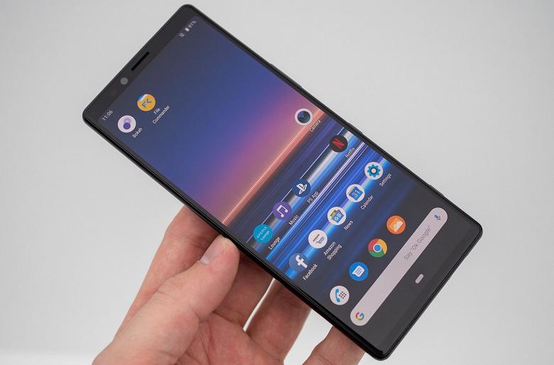 Sony обновила Xperia 5 и Xperia 1 в России и не только: прилетела Android 11
