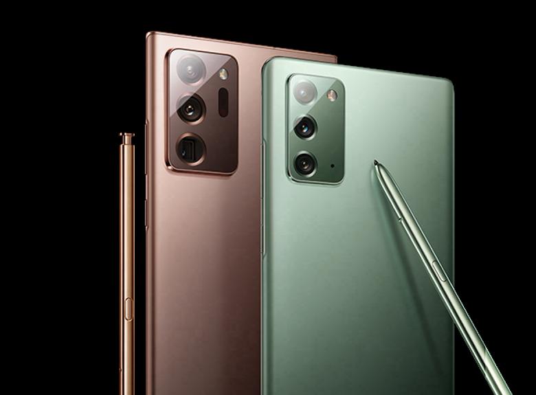 Samsung Galaxy Note20 FE завершит легендарную серию в этом году