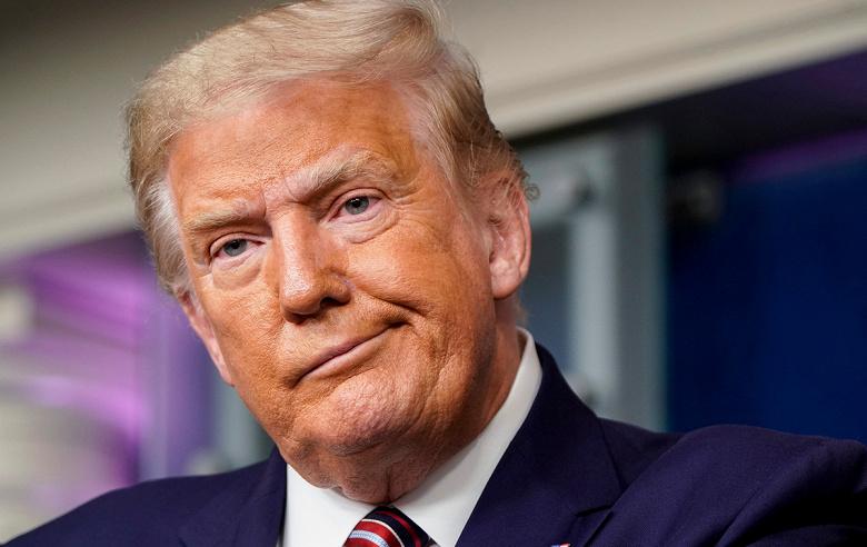 Twitter навсегда заблокировал учётную запись Дональда Трампа