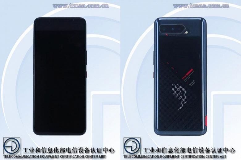 Огромный геймерский смартфон Asus с двумя экранами и толщиной корпуса более 10 мм. Подробности и фотографии ROG Phone 5