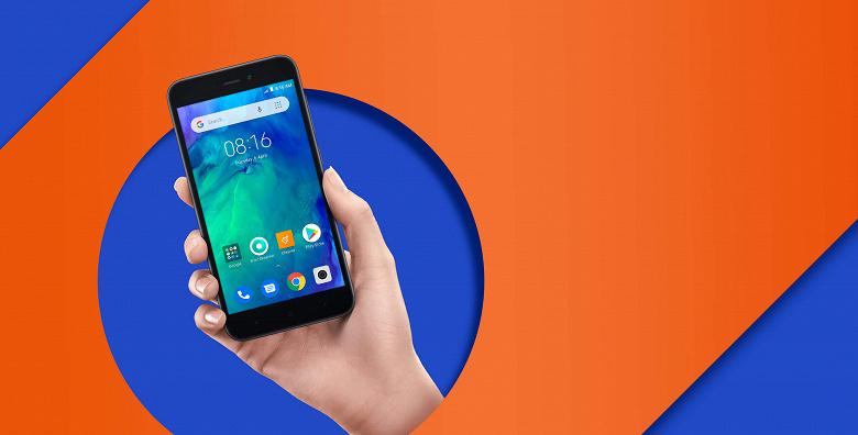 Xiaomi обновила ультрабюджетный смартфон Redmi за 4,5 тысячи рублей с морально устаревшей версией Android