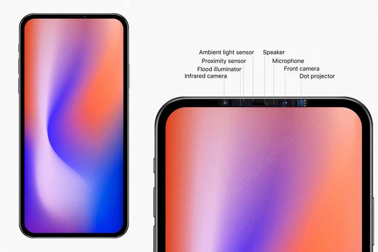 У Apple уже есть рабочий iPhone без чёлки, но не спешите радоваться