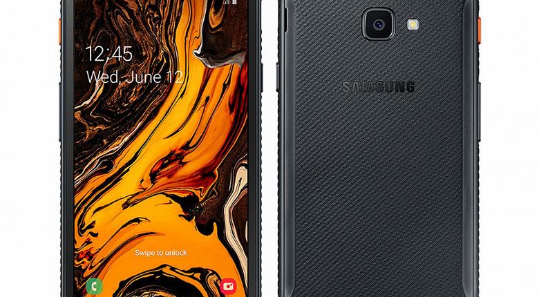 Неубиваемый смартфон Samsung с 5,3-дюймовым экраном и NFC