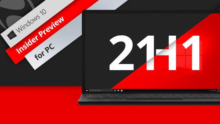 Microsoft наконец-то подтвердила обновление Windows 10 21H1, но не спешите радоваться