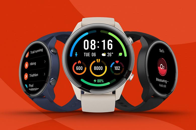 Xiaomi Mi Watch получили голосовой помощник Alexa и функцию управления камерой c последним обновлением прошивки