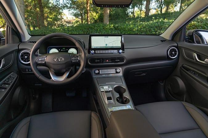 Представлен электромобиль Hyundai Kona Electric 2022 модельного года