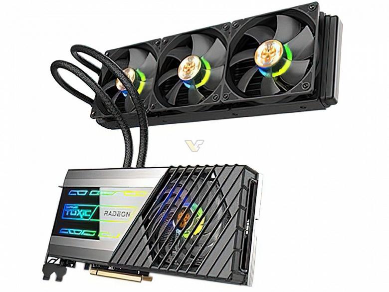 Видеокарта Sapphire Radeon RX 6900 XT Toxic оказалась дороже даже GeForce RTX 3090