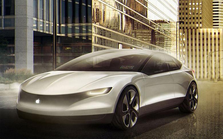Nissan готова производить Apple Car