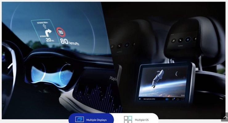Samsung приписывают намерение купить поставщика микросхем для автомобильной электроники
