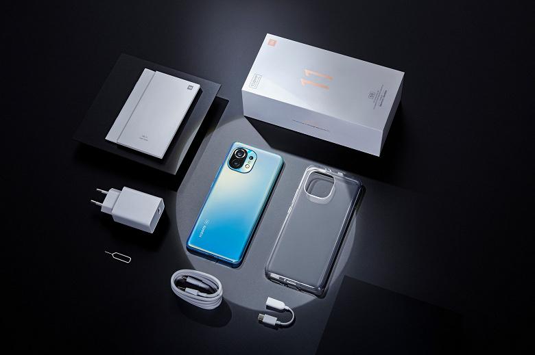 Топовый флагман Xiaomi Mi 11 наконец выходит в мире