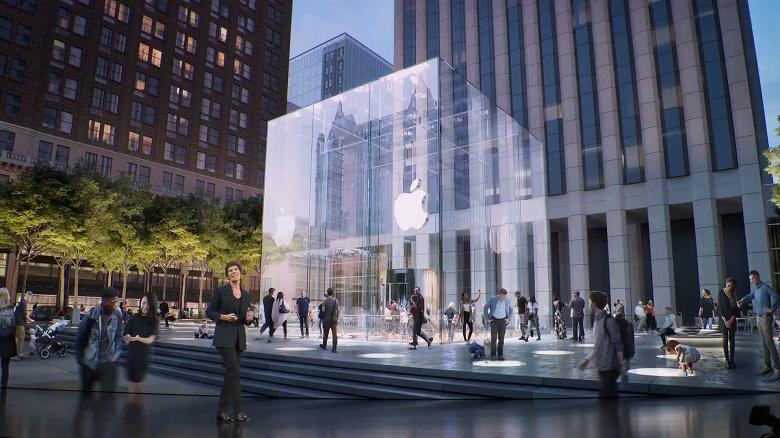 Apple впервые за последний год наконец открыла все свои магазины в США