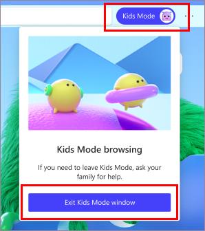 В браузере Microsoft Edge появился детский режим