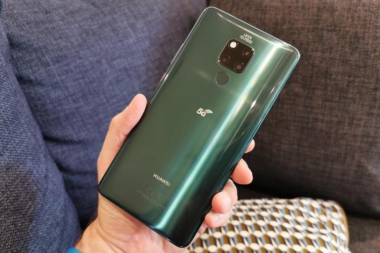 Первый смартфон Huawei нового поколения получил стабильную EMUI 11