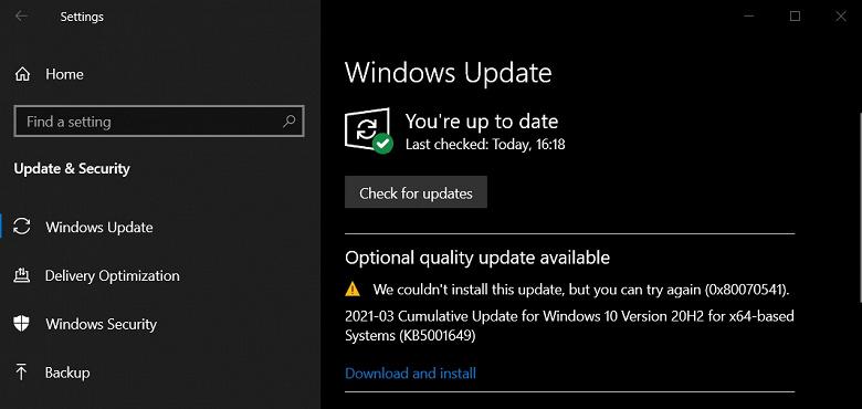 Microsoft выпустила второе за неделю срочное обновление Windows 10, которое тоже оказалось с подвохом