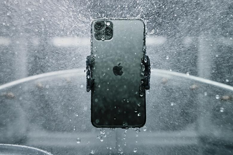 Отличная водонепроницаемость iPhone 11 Pro подтверждена