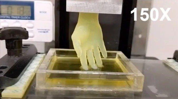 Новая технология 3D-печати может ускорить выращивание искусственных органов