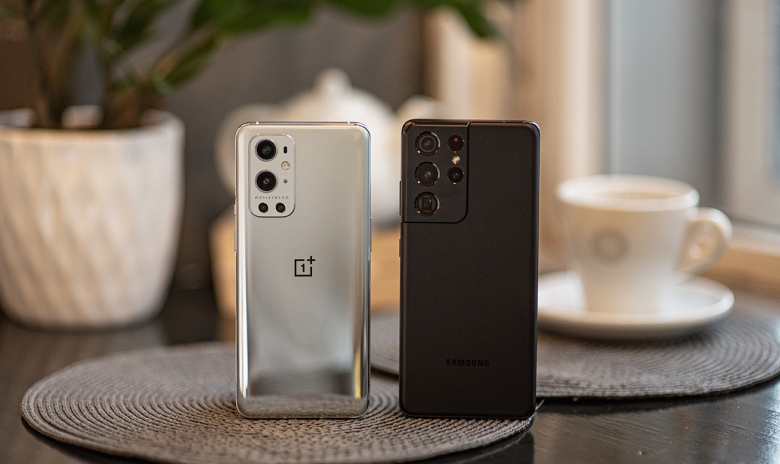 OnePlus 9 Pro против Samsung Galaxy S21 Ultra. Получился ли у OnePlus новый король мобильной фотографии?