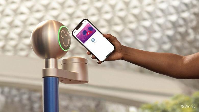 Android так не умеет: в главный «Диснейленд» мира можно пройти по iPhone и Apple Watch