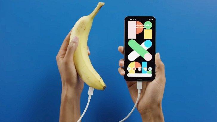 Больше ада, Google. В новом ролике Google показывает переход с банана на смартфон и прерывается на урок карате