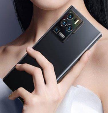 Так выглядит смартфон с «сильнейшей камерой 2021 года». ZTE Axon 30 Pro на официальном тизере и на видео