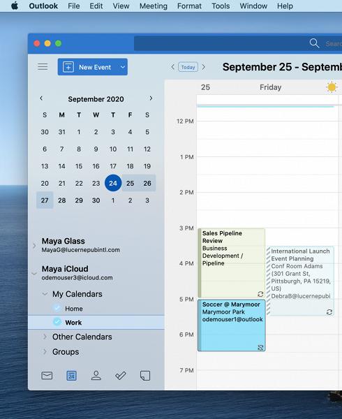 Большое обновление Microsoft Office для Mac