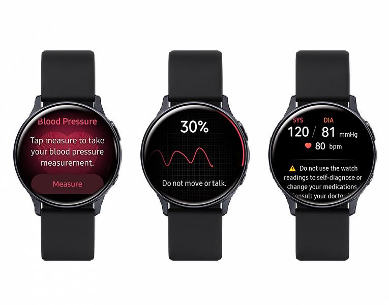 Samsung снова обделила Россию: измерение давления и ЭКГ появились на Galaxy Watch 3 и Watch Active 2 в трёх десятках стран