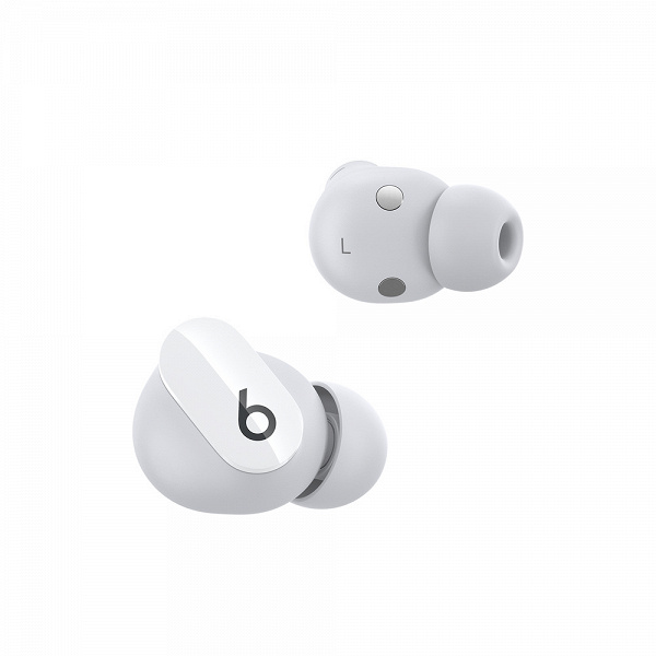 Apple представила беспроводные наушники Beats Studio Buds с активным шумоподавлением, в том числе в России