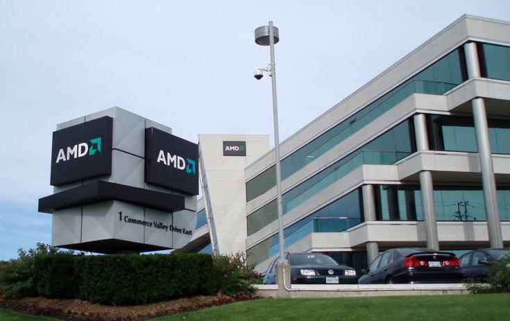 Доход AMD за год почти удвоился, чистая прибыль выросла примерно в три с половиной раза