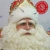 По Омску ездил пьяный «Дед Мороз»