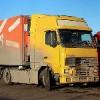 У омича арестовали 5 грузовиков: не хотел платить долг