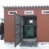 В Омске открыли первую мусорную площадку с кодовым замком