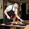 Компания «ЭФКО» совместно с ОмГТУ провела конкурс кулинарного искусства для молодых шеф-поваров