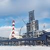 Омский НПЗ готовится к запуску установки замедленного коксования