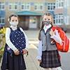 В Омске родители 2 дня занимали очереди, чтобы записать детей в первый класс