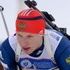 Омский биатлонист стал лучшим на Кубке России