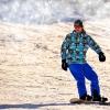 В Советском парке будут учить катанию на сноуборде