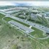 В Омске сократили площадь парка Победы ради новой дороги
